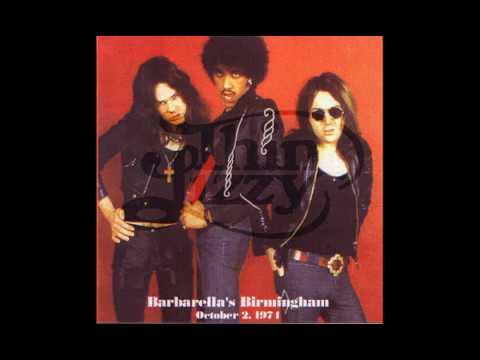 Thin Lizzy : Birmingham, England 1974