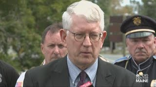 Farmington explosion news conference: Town Manager Richard Davis