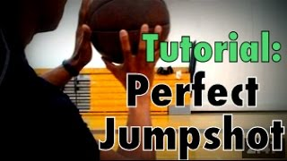 Perfect Jumpshot Tutorial - Where to Place Your Hands When Shooting A Basketball | Dre Baldwin