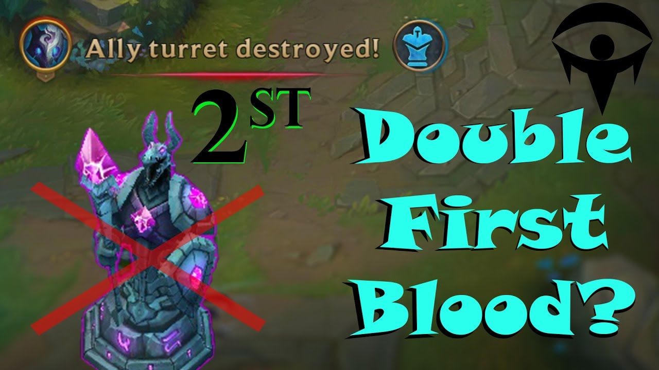 double first blood ¿ league of legends highlights and funny double first blood ¿ league of legends highlights and funny moments teil