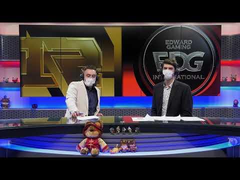 ES Vs. DMO | OMG Vs. TES | RNG Vs. EDG - Week 4 Day 7 | LPL Spring (2020)