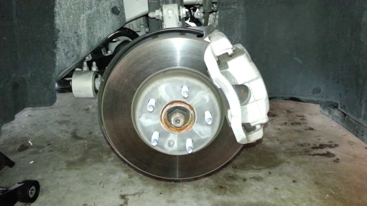 2013 Gm Chevrolet Cruze Front Brake Rotor Caliper