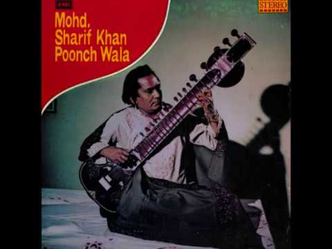 Raag Desi (on Sitar) -by Ustad Shareef Khan Poonchwaley