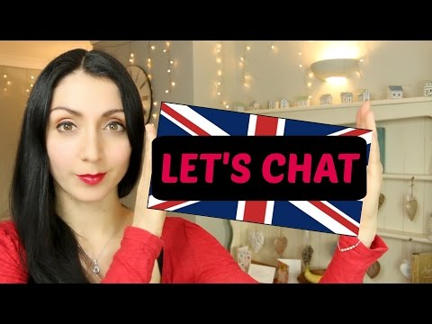 LET'S CHAT: Personal Appearance! English Lesson