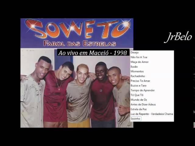CD LUZ DO 1996 BAIXAR EXALTASAMBA DESEJO