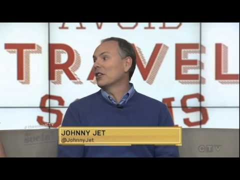 My Travel Scams segment on The Social April 15, 2014
