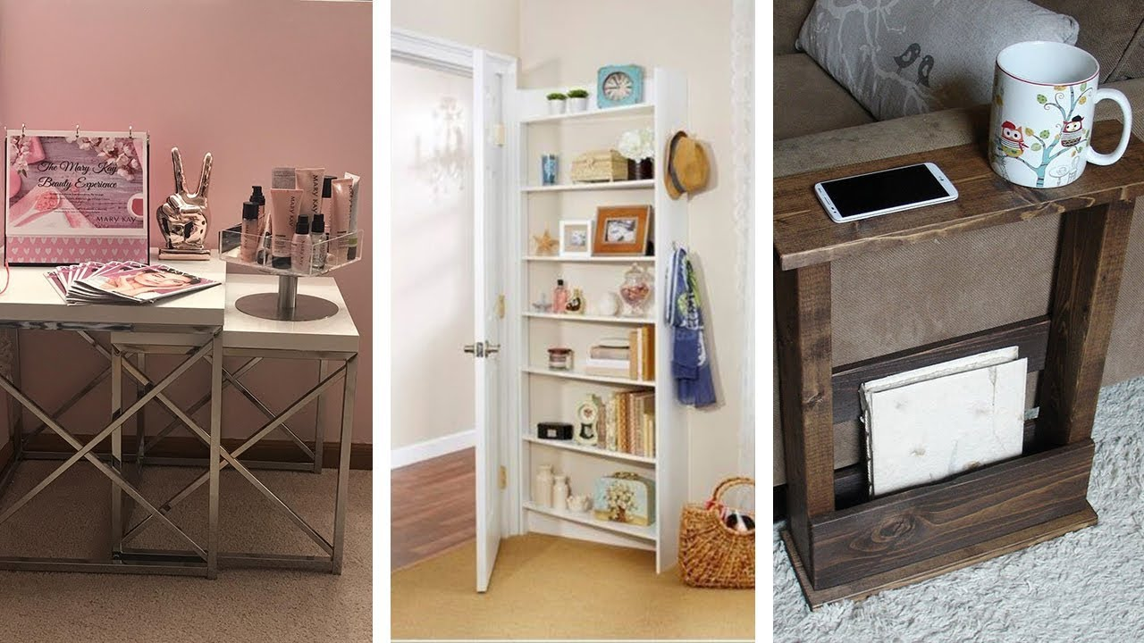 23 Super Smart Living Room Storage Ideas