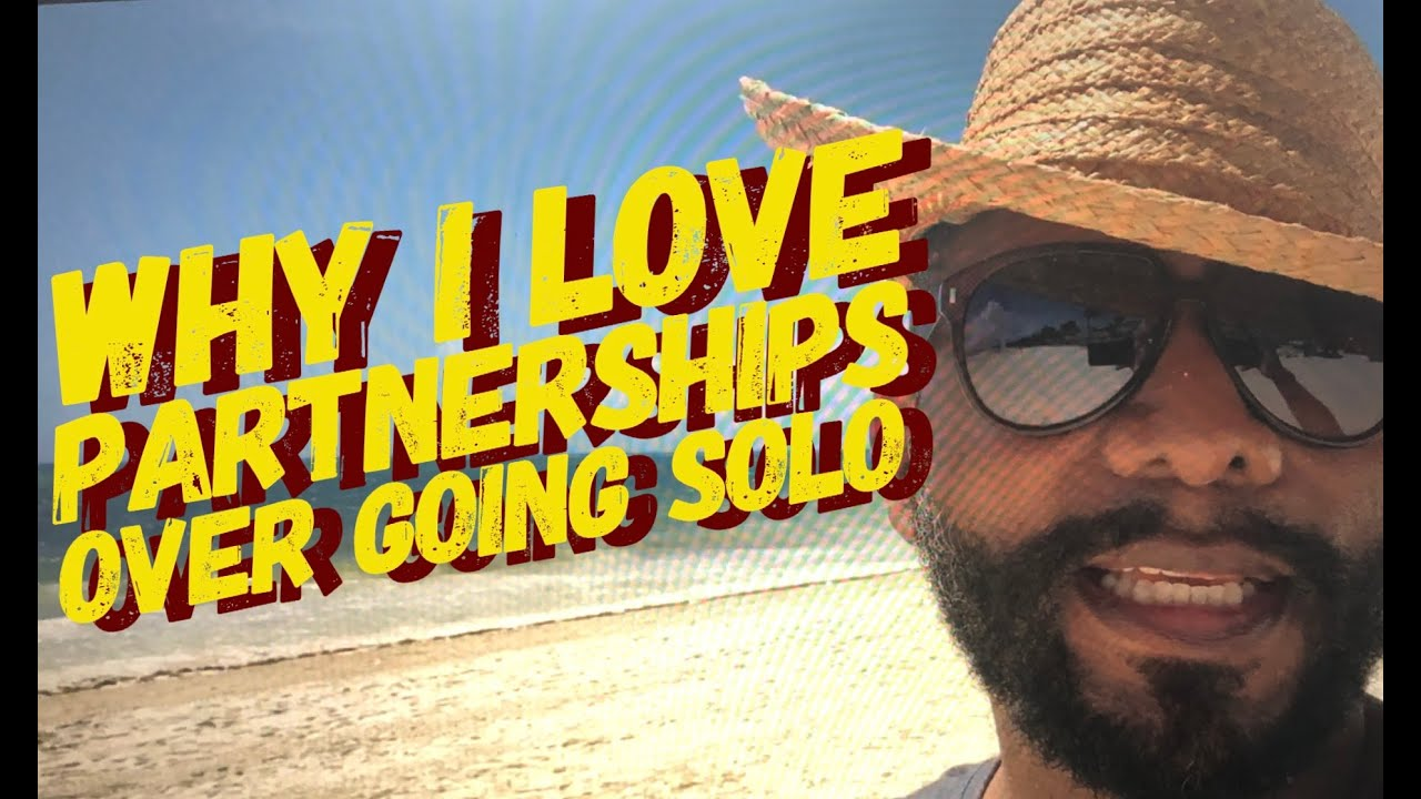 Why I love Partnerships Over Going Solo In Lawn Care