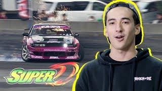 Super D Cup Meihan 2017 - a Keep Drifting Fun Short Film
