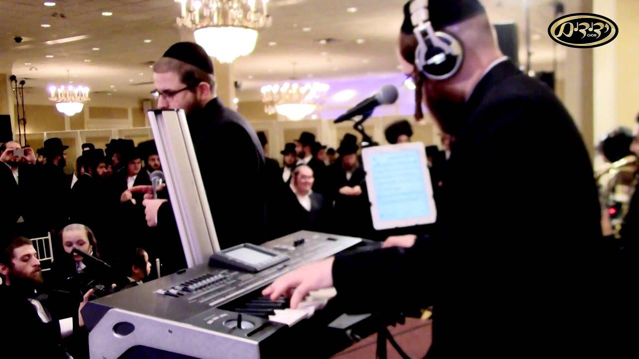Uplifting Dance - Shea Berko Yedidim Choir - A. Berko Production | יושע ברקו ידידים חתונה חסידית