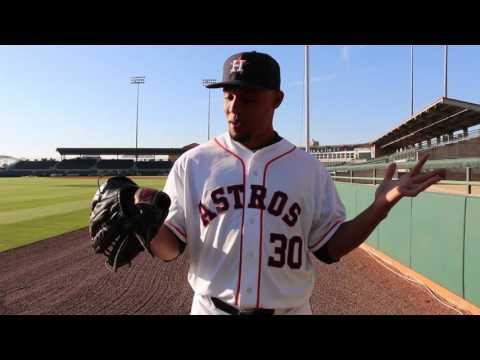 Glove Story: Carlos Gomez on Juicy Pockets