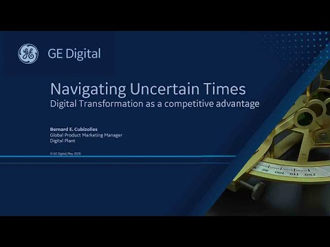 Digital Transformation as a Competitive Advantage
