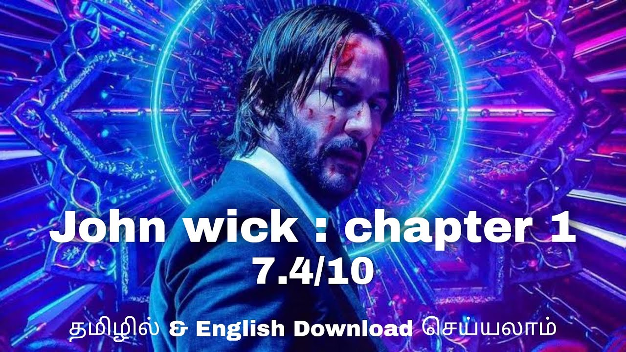 Download John wick: chapter 1 - Download Tamil, Telugu, English Hindi.