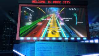 Rock Band Blitz on PSN