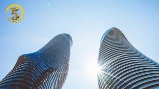 Złota Piątka: Najwyższe budynki świata!