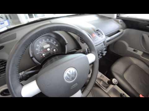 2005 Volkswagen New Beetle Convertible Turbo MAN (stk# 3807A ) for sale Trend Motors VW Rockaway NJ