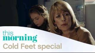 Subscribe now for more! http://bit.ly/1JM41yF Cold Feet is returnin...