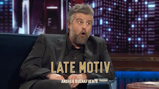 LATE MOTIV - Raúl Cimas. Su primera borrachera | #LateMotiv756