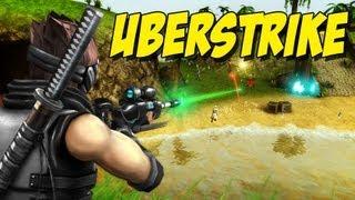 FPS Uberstrike Gameplay - Jogos Gratis Pro