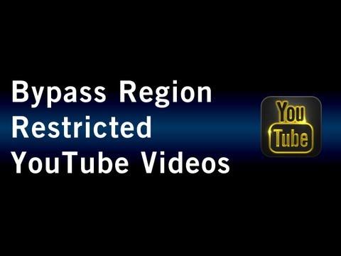 Internet Tutorials [05] - Bypass Region Restricted YouTube Videos