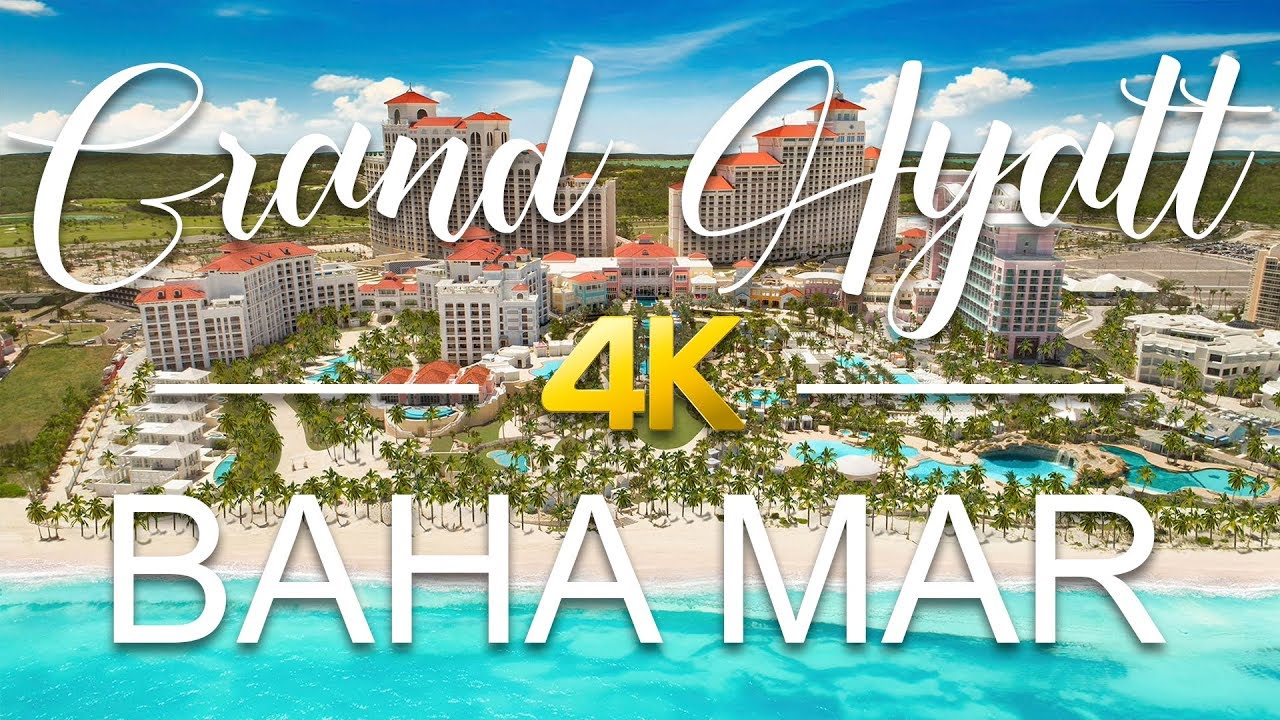 Grand Hyatt Baha Mar | 4K Tour & Review