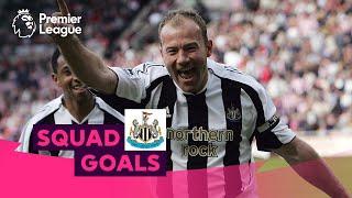 Stunning Newcastle United Goals   Shearer, Cisse, Shelvey   Squad Goals