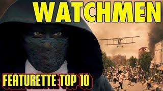 Watchmen Top 10 New Things   HBO Featurette   Watchmen Season 1 Trailer