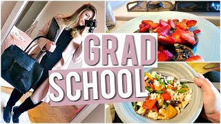 What I Eat in a Day: Grad School | Healthy + Easy