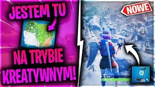 """CREATIVE MODE"" sur l'île ""BATTLE ROYALE""! Comment obtenir!? Jeu de AMAZING GLITCH - Bug fortnite"