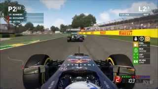 F1 2014 - Albert Park | Australian Grand Prix Gameplay (PC HD) [1080p]