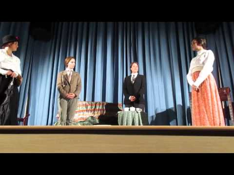 The Importance of Being Earnest - Universidad de Sevilla