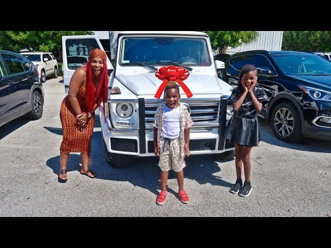 Surprising My Family With Our Dream Car