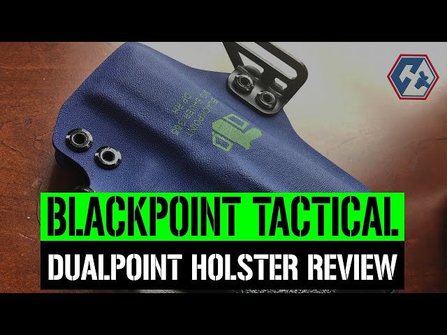 BlackPoint Tactical DualPoint Holster Review