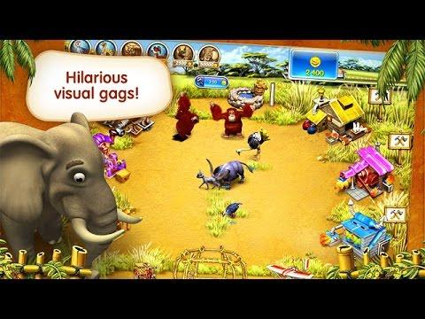 Farm Frenzy 3 Madagascar Trailer