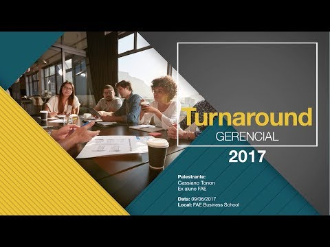 Turnaround Gerencial 2017