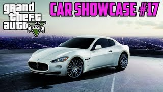 GTA V: Ocelot F620 (Maserati) | Car Showcase #17
