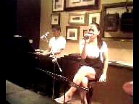 shanghai bristish bar -tell me by chantel
