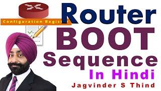 CCNA Cisco Router Boot Sequence in Hindi - Video 2