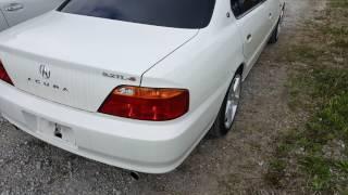 Видео-тест автомобиля Honda Inspire Type S (UA5-1302070, J32A, 2001 г.)