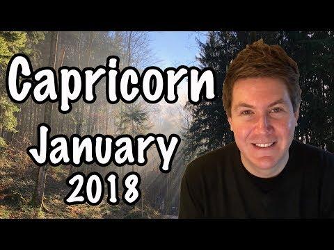 Capricorn January 2018 Horoscope | Gregory Scott Astrology