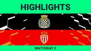 Boavista FC vs As Monaco | Highlights Matchday 2 eFootball.Pro 2019-2020