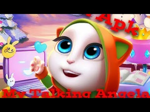 My talking angela mod apk free download | Download My