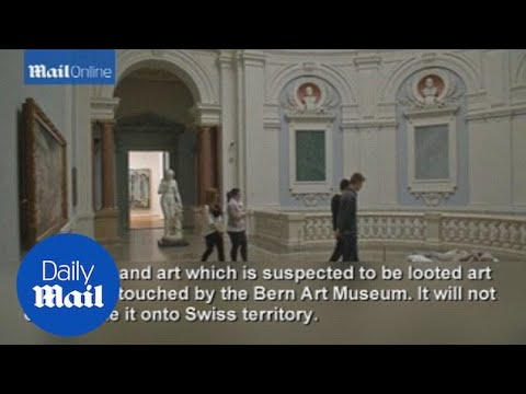 Swiss museum to accept part of priceless Nazi loot art trove - Daily Mail