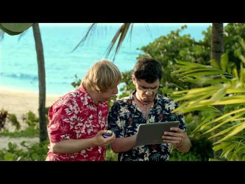 T-Mobile: Havaj - Heliovník havajský