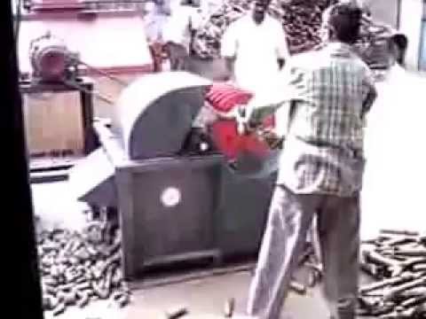 YouTube  Wood chip Cutter for Gasifier Feed Preperation