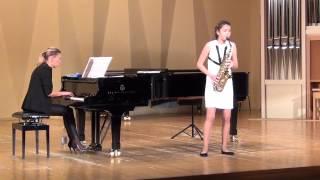 И.С.Бах – Соната №6 для флейты и фортепиано