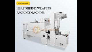 Shrink Wrap Machines Side Seal…