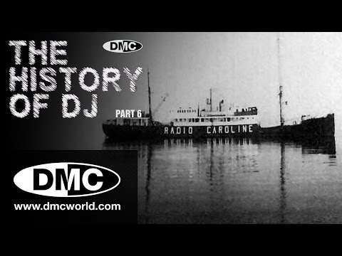 History Of DJ  Part 6  Pirate Radio Part 1  Pirate Ships