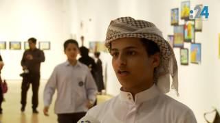 أجمل رسوم ومنحوتات أطفال الإمارات عن بلادهم وتراثهم