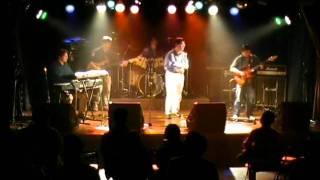 "Japanese Hobby Fusion band ""DFW"" plays. 2012.02.12 at Machida ACT."